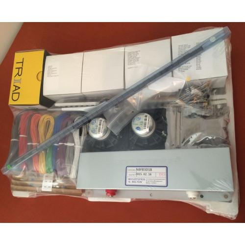 ttsh, full kit less panel, pcb and case