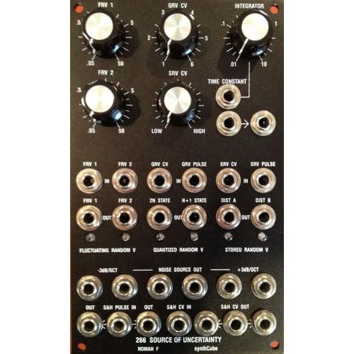 romanf 266 sou, assembled, motm, 3U (ASMRF266UMOTM3U) by synthcube.com