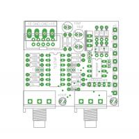 barton gate delay/looper, pcb+chip
