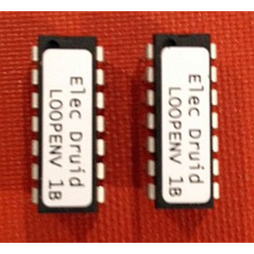 electric druid LOOPENV IC, bag of 2