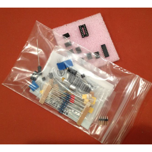 j3rk 258j oscillator, pcb kit