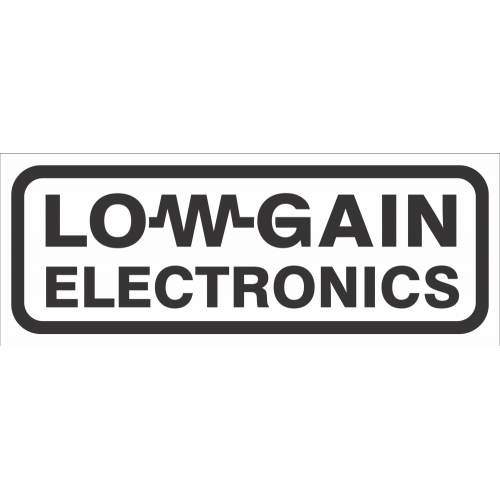 low-gain electronics