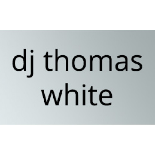 dj thomas white