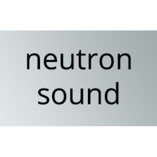 neutron-sound
